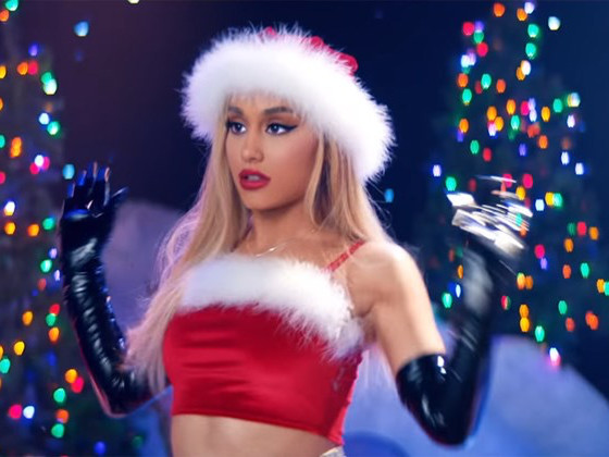 Ariana Drops Another Sassy Banger