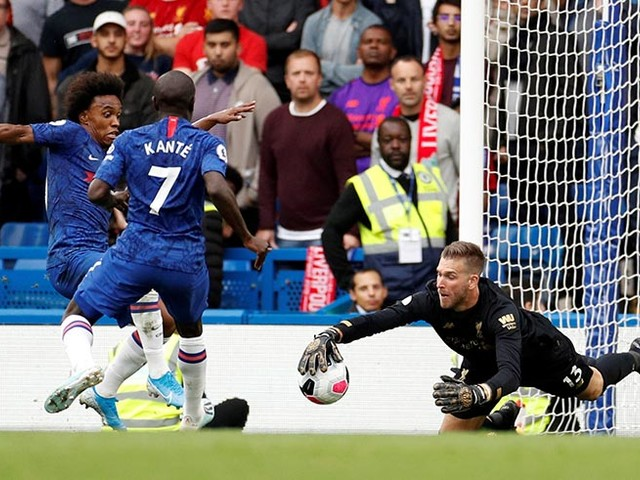 Leaders Liverpool extend perfect start with Chelsea win