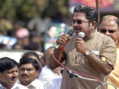 RK Nagar bypoll result: AIADMK to discuss shock defeat