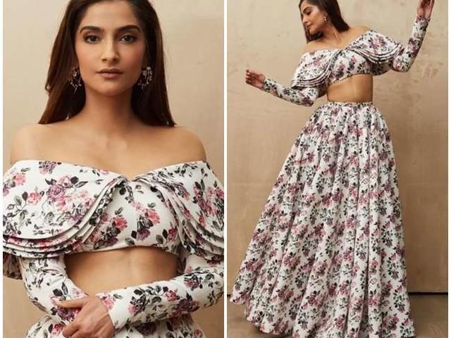 सोनम कपूर का नया फोटोशूट आया चर्चा में, एक लाख रुपये की स्कर्ट पहन अनिल कपूर की बेटी ने दिया पोज