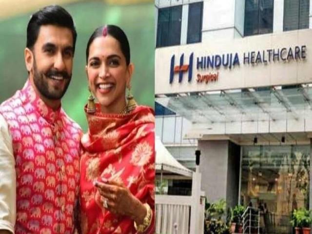Deepika Padukone पति रणवीर सिंह संग पहुंची अस्पताल, लोगों ने पूछा Good News है क्या ?