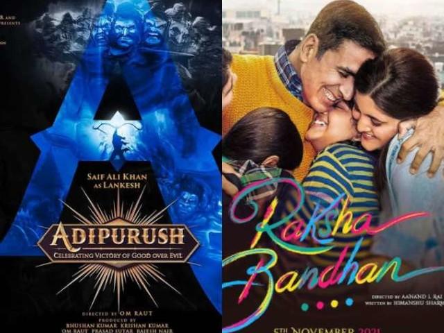 Akshay Kumar की 'रक्षाबंधन से टकराएगी प्रभास और सैफ़ अली ख़ान की 'आदिपुरुष', 2022 में इस तारीख़ को हो रहीं रिलीज़