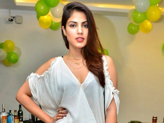 Rhea Chakraborty alleges rape and murder threat