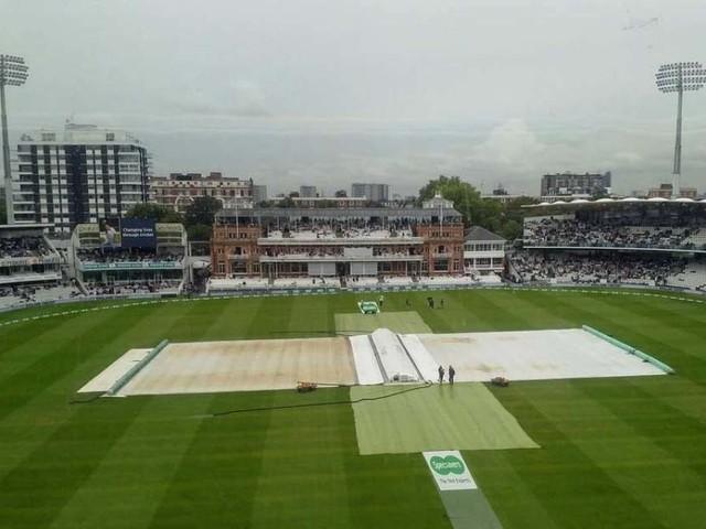 दूसरे टेस्ट के पहले दिन का खेल बारिश में धुला