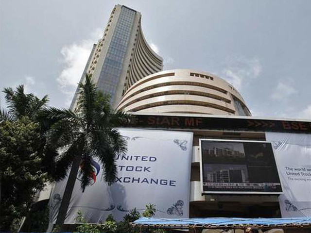 Sensex down 205 points; Nifty ends below 12,200
