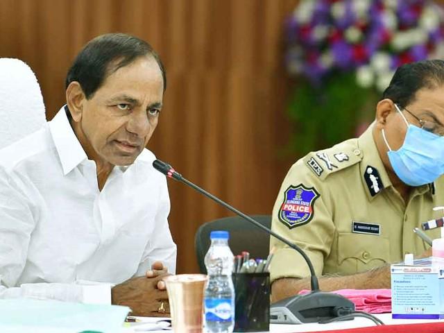 CM KCRdeclares 'war' on drug menace in Telangana