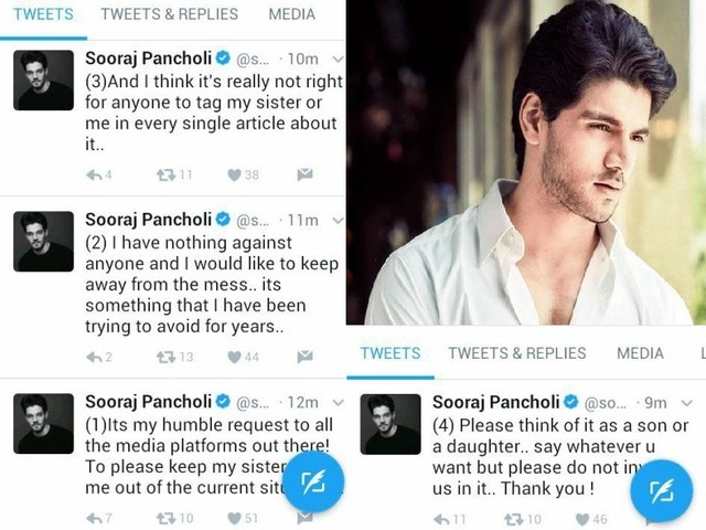 Here's why Sooraj deleted his Twitter account