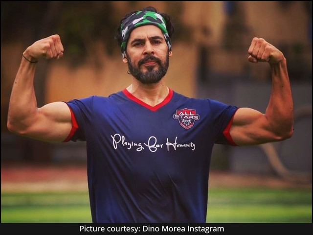 Proof that Dino Morea is killing it in his 40s