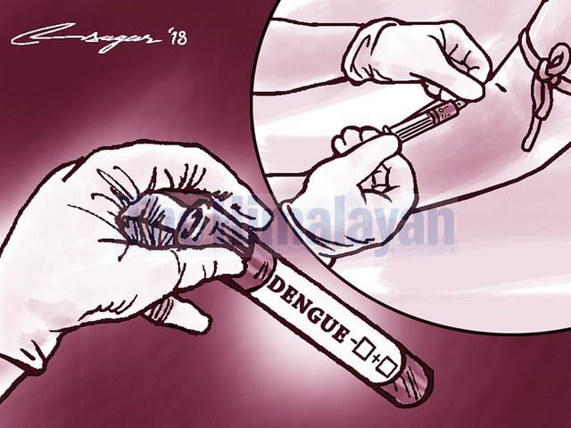 Dengue awareness low among people