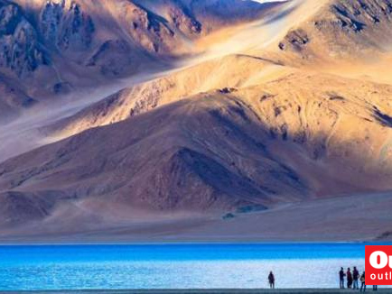 India, China Troops' Face-Off Near Ladakh's Pangong Tso Lake Ends After Dialogue