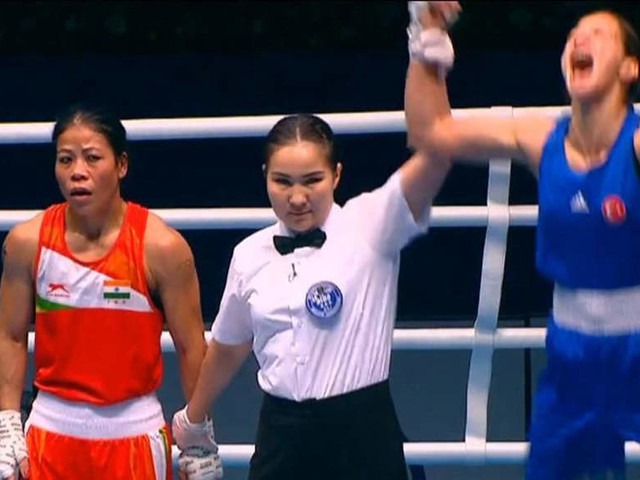 World Championships: Mary Kom loses in semis, questions decision