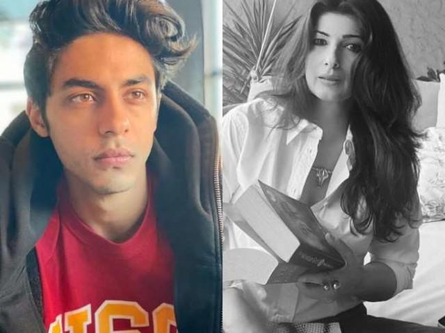 Aryan Khan की गिरफ्तारी पर पहली बार बोलीं ट्विंकल खन्ना, 'उसके पास कुछ नहीं मिला फिर भी वो दो हफ्ते से जेल में है'