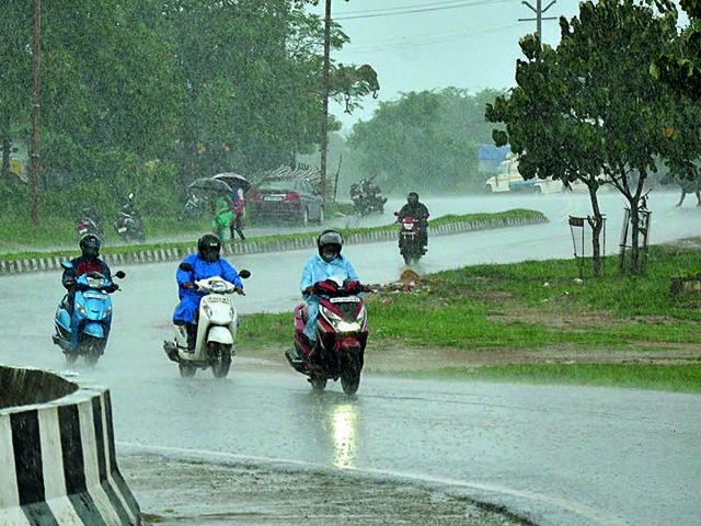 मानसून: मॉनसून अभी सक्रिय, झारखंड में और बारिश की संभावना   रांची समाचार