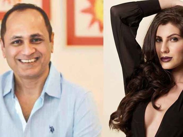 Sacred Games star Elnaaz Norouzi accuses Vipul Shah of sexual harassment