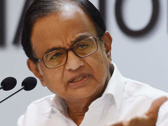 Indians are innocents who believe govt claims: P Chidambaram