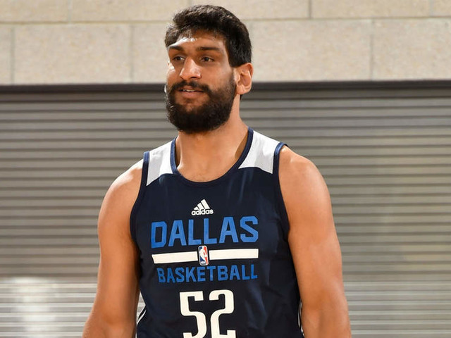 Trailblazer basketball player Satnam fails dope test
