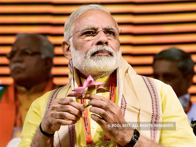 Will he or won't he? All eyes on PM Modi's stimulus package today