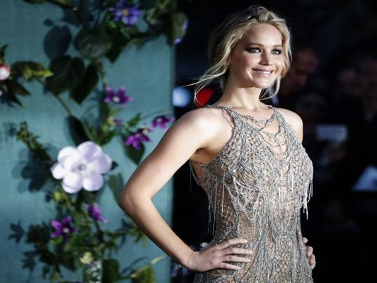 Jennifer Lawrence on the 'night of her fall'