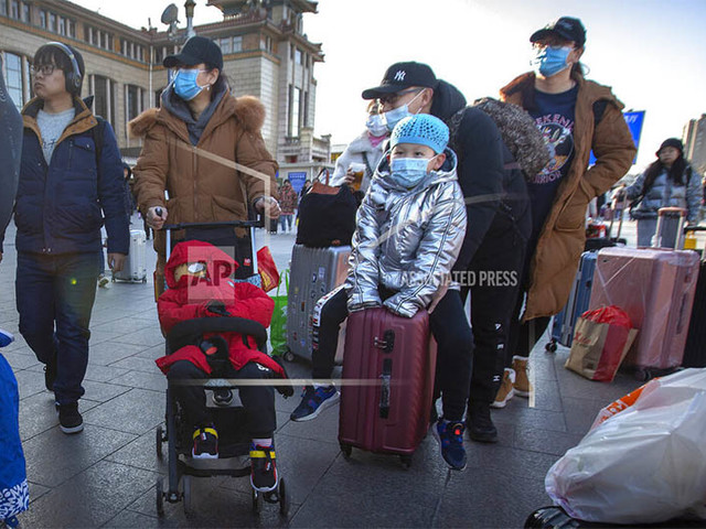 China's Xi says coronavirus outbreak must be taken seriously