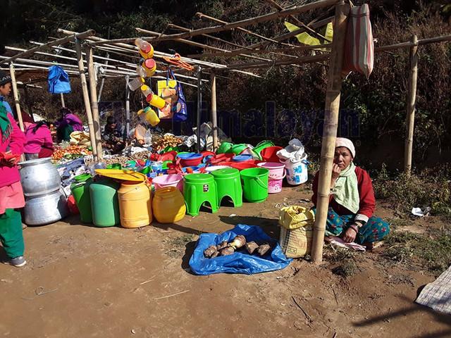 Locals benefit after management of weekly market