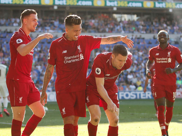 EPL: Liverpool back on top with win at Cardiff