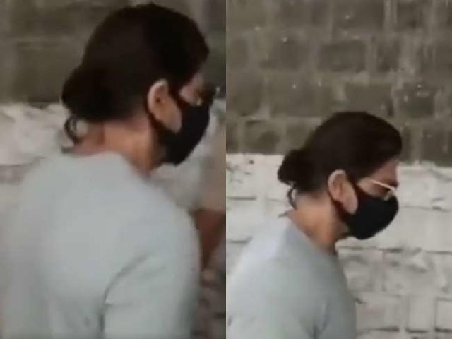 शीशे की दीवार और 18 मिनट की मुलाकात, जेल में बेटे आर्यन से इन हालातों में मिले शाह रुख खान