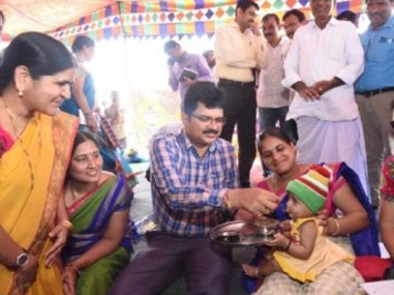 Sangareddy district bags Poshan Abhiyan award