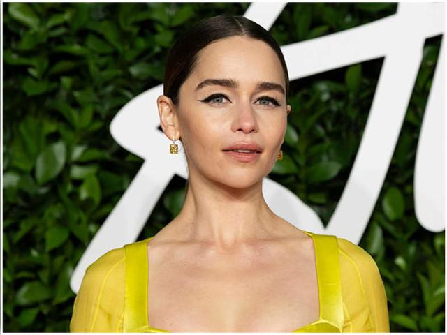 Emilia Clarke on Marvel's 'Secret Invasion'