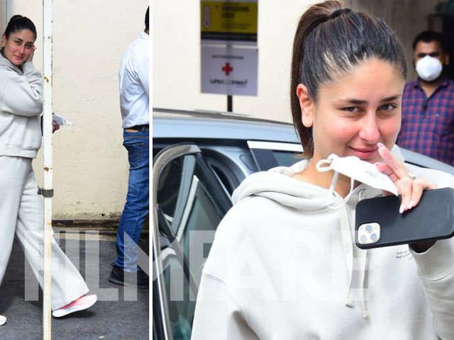 Kareena Kapoor Khan looks stunning at a shoot