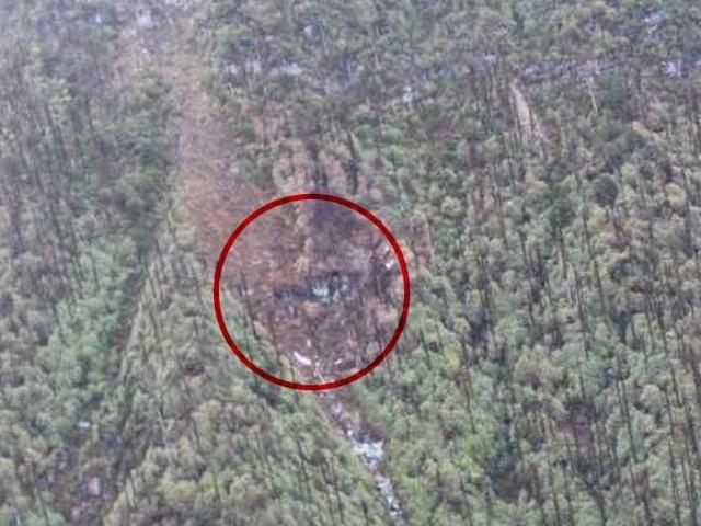 क्रैश साइट पर पहुंची वायुसेना की सर्च टीम, AN-32 में सवार सभी 13 लोगों के मारे जाने की पुष्टि