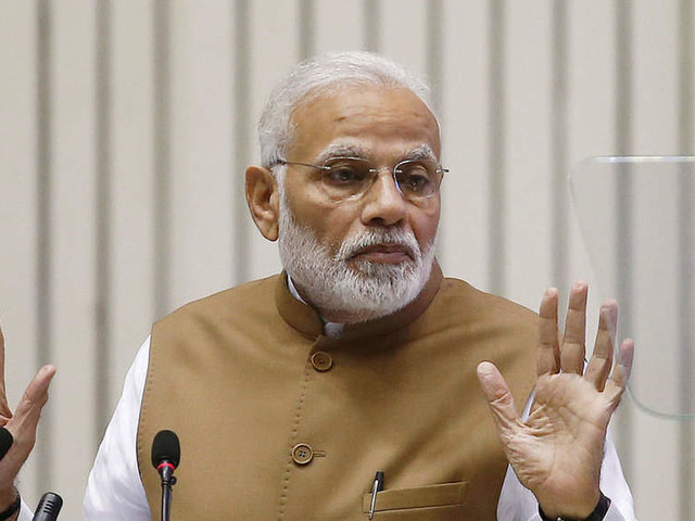 PM Modi slams LDF government over Sabarimala issue