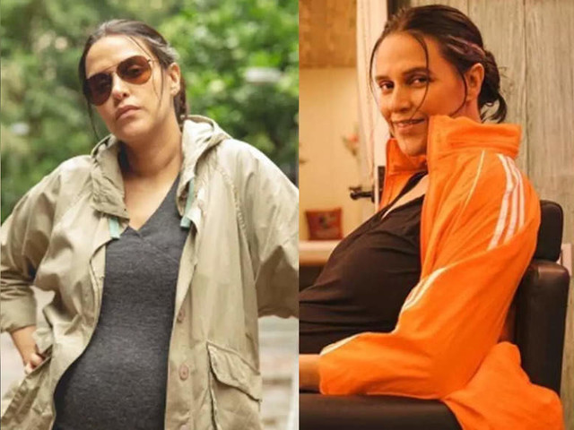 Neha talks about her 2nd baby, body positivity
