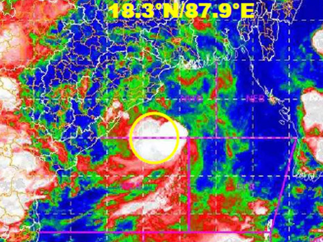 Storm's coming: Alert sounded in Odisha over Cyclone Gulab
