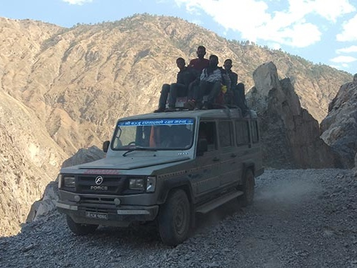 Public vehicles fleecing passengers