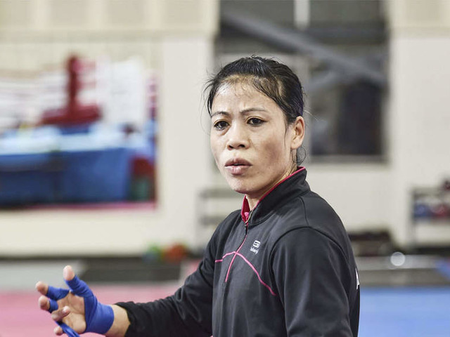 World Championship: Mary Kom aiming for 2006 encore