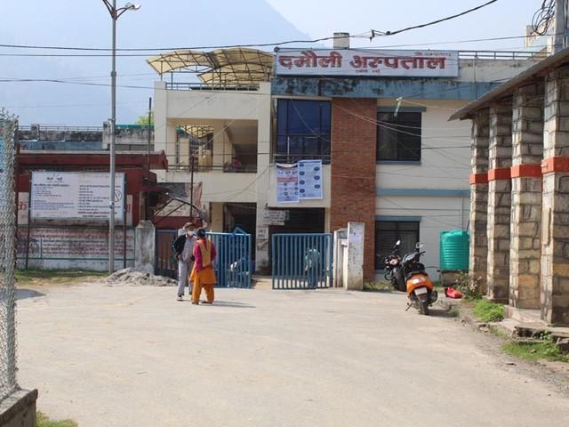 Medicine crunch hits Damauli Hospital