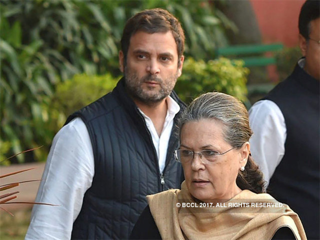 Rahul Gandhi takes charge of Congress today