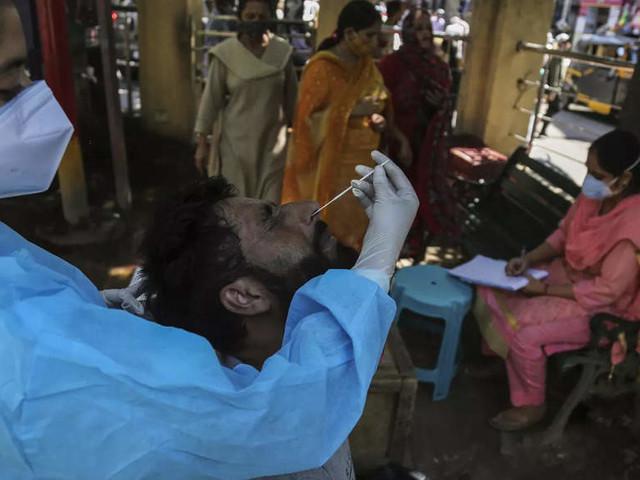 Coronavirus: India records 25,404 new cases, 339 deaths