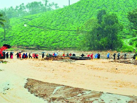 67 പേര് ഇനിയും മണ്ണിനടിയില് ഉയിരോടെയുണ്ടോ ആരെങ്കിലും