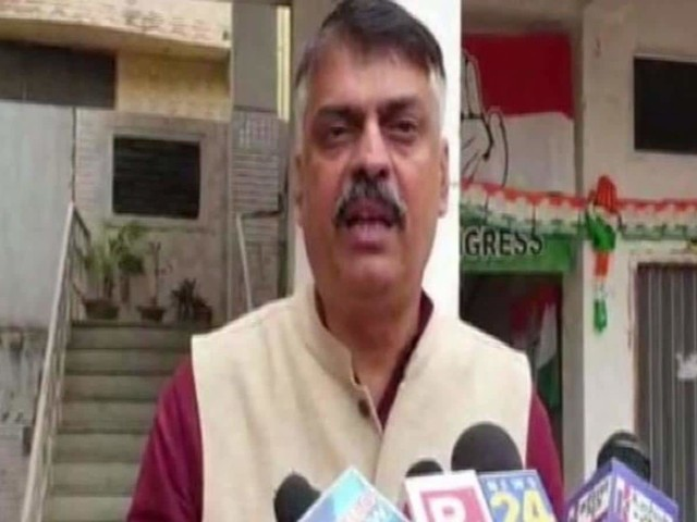 राजेश ठाकुर न्यू झारखंड कांग्रेस के अध्यक्ष हैं