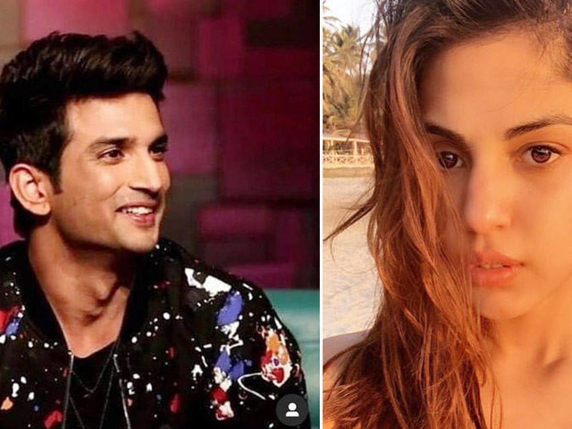 Is Sushant Singh Rajput in a hurry to marry alleged girlfriend Rhea Chakraborty?