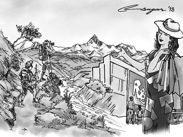 Nepal receives 1.17m tourists