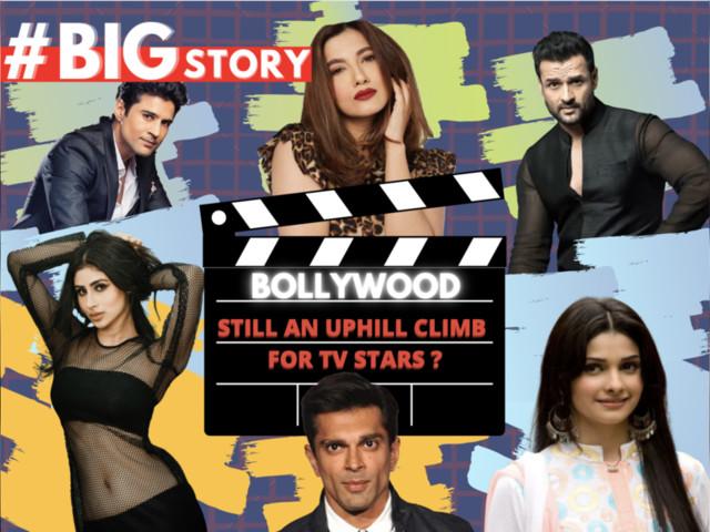 #BigStory: B'wood uphill climb for TV stars?