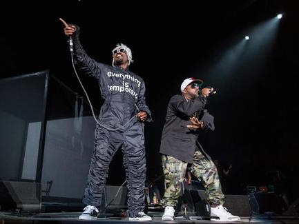 Mark Andre 3000's Birthday with Outkast's Best
