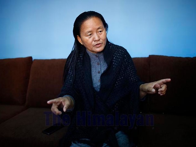 Patriarchy stronger than monarchy, says Tumbahangphe after quitting