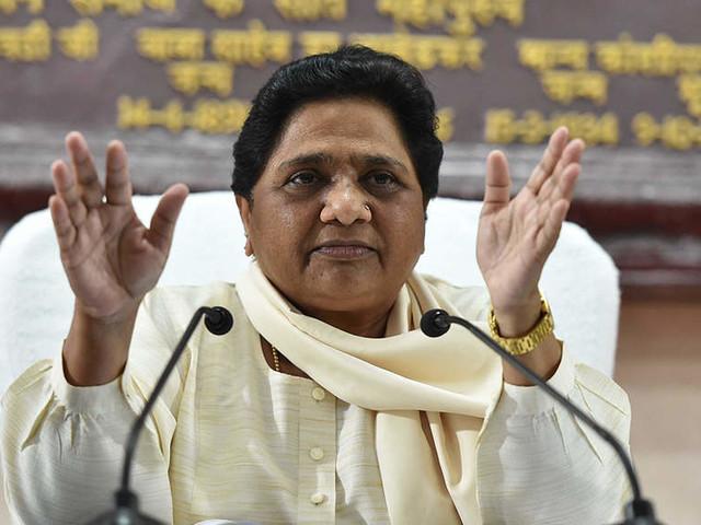 Profiteering during emergency indecent: Mayawati on Punjab govt's alleged sale of vaccines