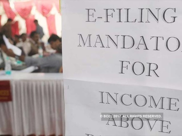Filing I-T returns online? Government may want your feedback