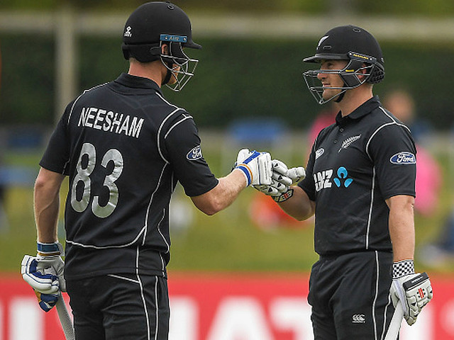 New Zealand axe Neesham, Broom for India tour