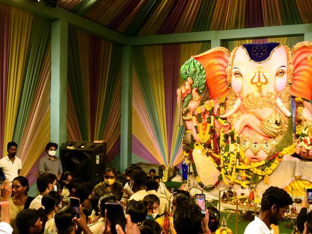 Hyderabad: Falaknuma RuB to be opened for Balapur Ganesh