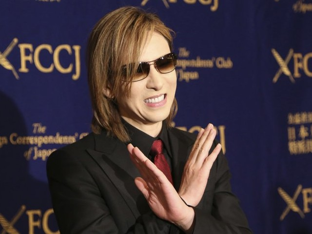 X Japan hopes new album will lead to elusive success in West